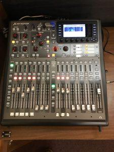 Why I love digital mixers - Dennis Washington
